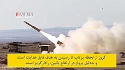 رونمایی از موشک کروز ایرانی -هویزه-