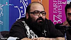 عباس میرزایی: مامانم دوست نداره کسی تو فیلم هام سیگار بکشه