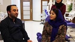 در آوردن ارتودنسی در بیمار جراحی فک توسط فوق تخصص ارتودنسی جراحی فک