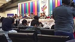 صحبت های رامبد جوان درباره خندوانه در جشنواره فیلم فجر