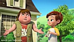 انیمیشن بچه رییس بازگشت به کار 3 The Boss Baby فصل دوم (فارسی) هدیه عیدالزهرا HD