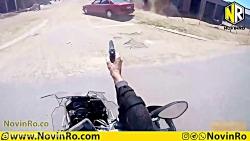 تعقیب و گریز دیدنی پلیس ها در جهان