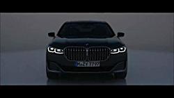 نگاهی به طراحی داخلی ماشین بی ام و سری 7 مدل 2020 ( BMW 7 Series 2020 )