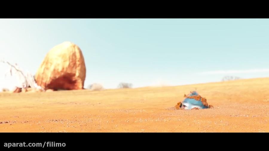 آنونس انیمیشن کوتاه «بیلبی»