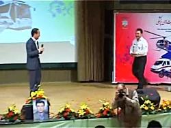 کنسرت خنده حسن ریوندی کمدین مشهور ایرانی
