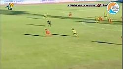 خلاصه بازی پارس جنوبی جم 0-0 فولاد خوزستان (لیگ برتر ایران - 1397 98)