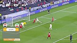آنالیز بازی های تیم ملی در جام ملت های آسیا 2019 (نود 15 بهمن )