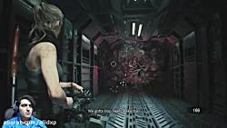 پارت آخر کمپین دوم بازی رزیدنت اویل 2 | resident evil 2nd run final part