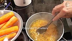 طرز تهیه مربای هویج خوشمزه