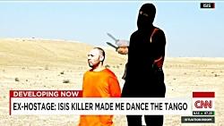 جزئیات تکان دهنده از زبان مردی که گروگان داعشی ها بود