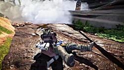 تریلر گیمپلی بازی Apex Legends با جزییات شخصیتها و محیطهای بازی