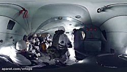 فیلم واقعیت مجازی رزمایش جنگی