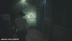 گیم پلی خودم از Resident Evil 2 Remake یا واکینگ دِد؟!