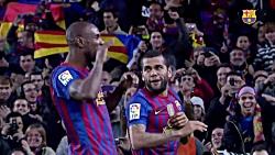 گل های برتر بارسلونا به رئال در الکلاسیکوهای جام حذفی