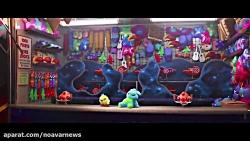 تیزر 3 انیمیشن داستان اسباب بازی 4