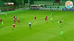 خلاصه بازی ذوب آهن 0-0 نساجی مازندران (لیگ برتر خلیج فارس - 1397 98)
