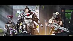 تریلر سینماتیک بازی Apex Legends - گیمر