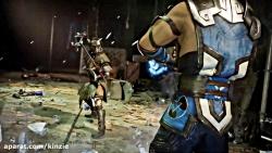 تریلر رونمایی از Kabal در بازی Mortal Kombat 11