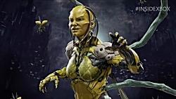 اولین تریلر از شخصیت D'Vorah در بازی مورتال کمبت 11