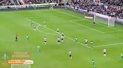 بهترین سیوهای مرحله چهارم جام حذفی انگلیس