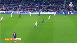 بهترین گلهای رئال مادرید مقابل بارسلونا در جام حذفی