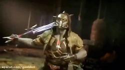 گیم پلی شخصیت تازه معرفی شده مورتال کمبت 11 (کابال )