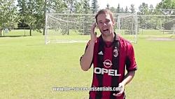 آموزش چند حرکت تکنیکی در فوتبال