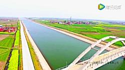 جاده ای دیدنی در چین برای حمل و نقل های چین استفاده می شود