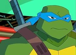 کارتون لاکپشت های نینج...