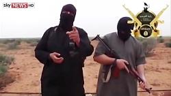 یکی از جنایت های تروریست های داعشی اهل انگلیس