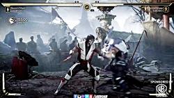 جدیدترین گیم پلی خفن بازی مورتال کمبت 11 Mortal Kombat