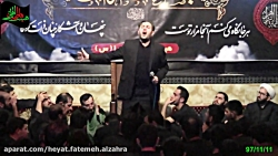 شعر خوانی حاج جعفر صادق...