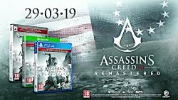 تریلر معرفی Assassin's Creed III Remastered - بازی مگ