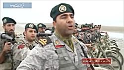 تکاوران نیروی دریایی ارتش ایران