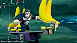 انیمیشن لگو لیگ عدالت حمله ارتش نابودی 2016 کودکانه (فارسی) هدیه عیدالزهرا HD