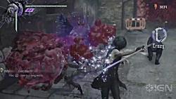 10 دقیقه گیمپلی شخصیت V در Devil May Cry 5