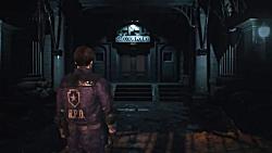 ماد حالت اول شخص به بازی RE2 Remake اضافه شد - گیمر