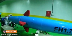 اولین تصاویر از کارخانه زیر زمینی تولید موشک بالستیک سپاه