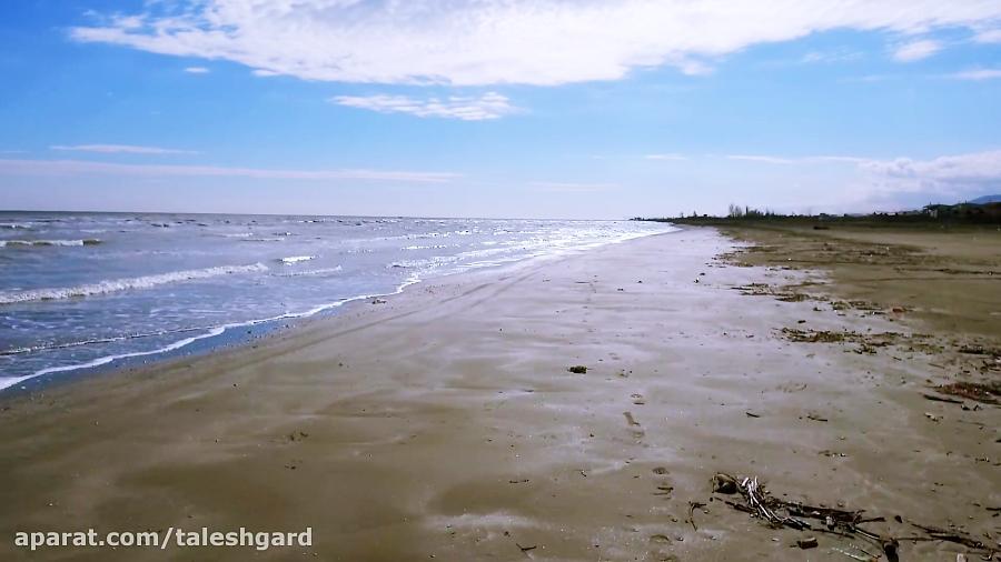 معرفی طرح های ساحلی حویق و چوبر تالش