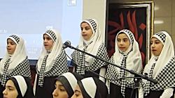 سرود «آواز می خوانم وطن» به مناسبت 22 بهمن 1391