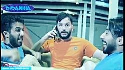 مجموعه کلیپ های خنده دار و طنز ایرانی