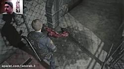 واکترو بازی Resident Evil 2   PART 3