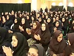 بمب خنده حسن ریوندی در یک دبیرستان دخترانه آخر خنده