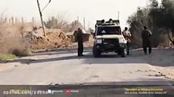 تصاویر نبرد کردها با باقیمانده داعش در شرق دیرالزور