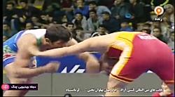 رقابت های کشتی - رقابت های بین المللی کشتی آزاد جام جهان پهلوان تختی- کرمانشاه