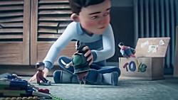 انیمیشن کوتاه  مکان امن - بسیار زیبا و دیدنی