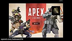 اموزش تغییر سرور در بازی apex legends