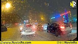 تصادفات رانندگی خانم ها در سال 2019