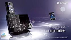 تلفن بی سیم پاناسونیک Panasonic KX-PRD262B