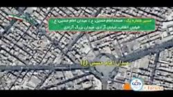 مسیرهای راهپیمایی ۲۲ بهمن ۱۳۹۷ در تهران
